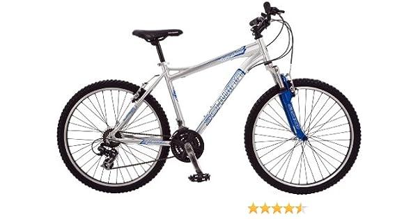 Amazon com : Schwinn Ridge AL Men's Mountain Bike (26-Inch