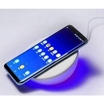 Amazon.com: XIAYU - Cargador inalámbrico con reloj ...