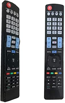 AKB749154309 Mando a Distancia de Repuesto Universal para LG LED LCD HD LED, reemplazado el Mando a Distancia para LG AKB72914209 AKB73615303 AKB72914293 AKB76756504 AKB73615362 AKB73615302: Amazon.es: Electrónica