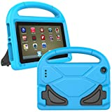 PC Hardware : Kindle Fire 7 Case 2015 - Koantree Light Weight Shock Proof Kids Friendly Cover for Amazon Fire Tablet ( 7 inch Display,5th Generation,2015 Release Only ) (Blue)