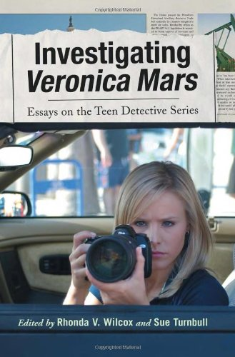 veronica mars essays The teacher hangs up the essay in case anyone wants to read it the bell rings  and veronica makes a beeline for the essay she reads over a.