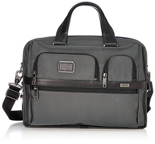 Tumi Alpha 2-Expandable Organizer Laptop Brief, (Expandable Organizer Brief Bag)