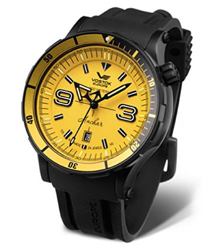 Vostok Europe Anchar Automatic Dive Men's Watch NH35A/510C530