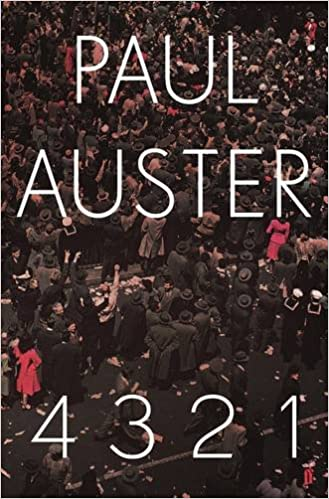 Image result for 4 3 2 1 by Paul Auster