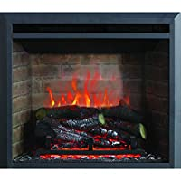 RICHFLAME Gavin Electric Fireplace Inser...