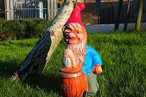 Giant Garden Gnome Ornament 45CM For Gardening   Garden Decorations