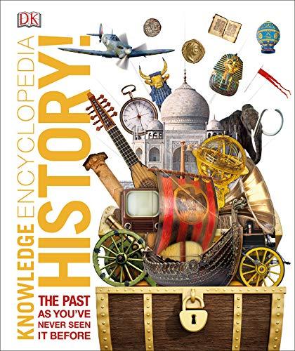 Knowledge Encyclopedia. History! por Vv.Aa
