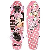 PlayWheels Disney Minnie Mouse 21'' Wood Cruiser Skateboard