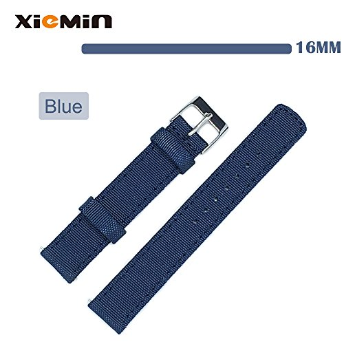 XIEMIN16MM Leather Watchband Generation Replacement