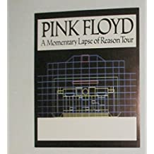 1987 Pink Floyd Backstage Door Sign Lapse of Reason Tour