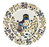 Iittala Taika Dinner Plate, White, 11-3/4-Inch