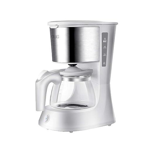 Decdeal Cafetera Espresso Portátil Eléctrica Máquina de Café ...