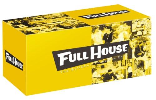 フルハウス <シーズン1-8> コンプリートDVD-BOX[初回限定盤](48枚組)