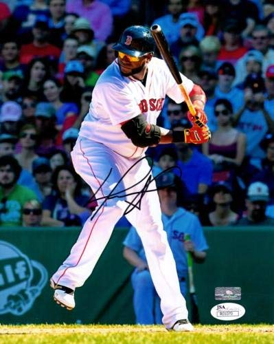 David Ortiz Autographed Signed Auto Boston Red Sox 8x10 Photograph - Certified Authentic