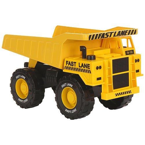 Mighty Wheels Heavy Steel and Plastic Dump Truck Soma International Ltd 79388N-MA CDFC9B2A