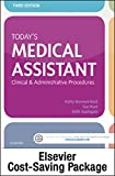img - for Today's Medical Assistant - Book, Study Guide, and SimChart for the Medical Office Package: Clinical & Administrative Procedures, 3e book / textbook / text book