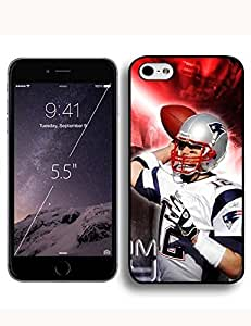 Cool Superior Cases NFL-Tom Brady Sports Man Iphone 5/5S 5.5 Protector Case