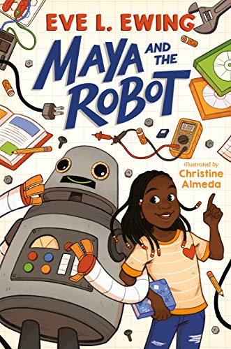 Book Cover: Maya and the Robot