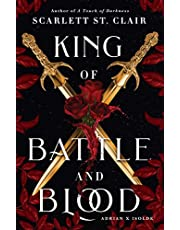 King of Battle and Blood (Adrian X Isolde, 1)