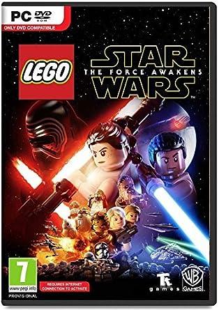 LEGO Star Wars: The Force Awakens pc dvd-ის სურათის შედეგი