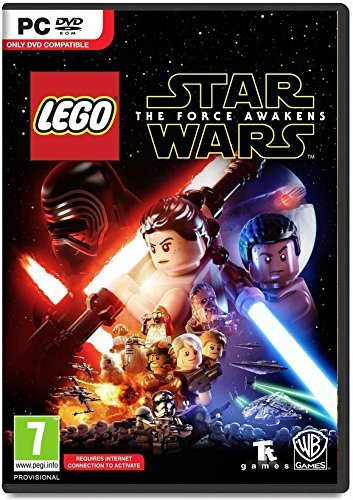 LEGO Star Wars: The Force Awakens (PC DVD) (Lego Star Wars The Force Awakens Characters)