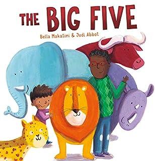 Book Cover: The Big Five