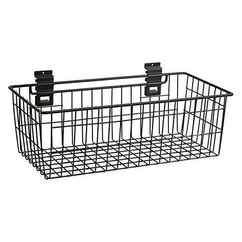 Wall Basket Storage - 7