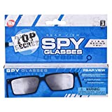 HOWBOUTDIS (3) Spy Glasses for Kids - See Behind