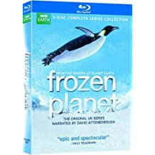 FROZEN PLANET (BLU-RAY/3 DISC/FF-16X9/SP-FR-ENG SDH SUB) FROZEN PLANET (BLU-RAY/