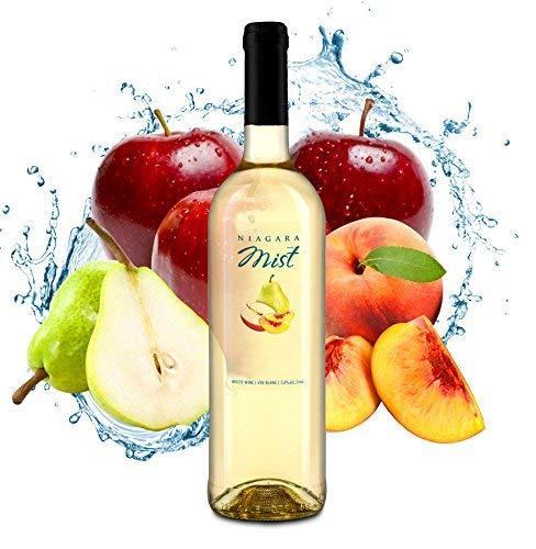 Niagara Mist White Pear Pinot Grigio Fruit Wine Kit