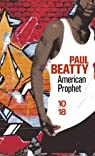 American Prophet par Beatty
