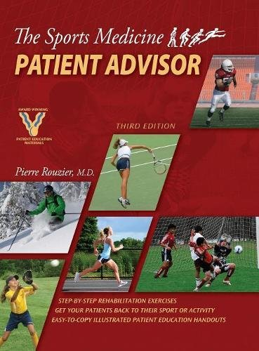 967183138 - The Sports Medicine Patient Advisor, Third Edition, Hardcopy