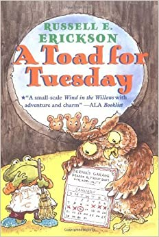 A Toad for Tuesday by Russell E. Erickson (1998-09-03)