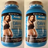 Double Pack-Jillian Michaels Extreme Maximum Strength Calorie Control --Total of 360 Capsules (2 of the 180 Capsules packs)