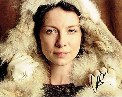 CAITRIONA BALFE - Outlander AUTOGRAPH Signed 8x10 Photo B