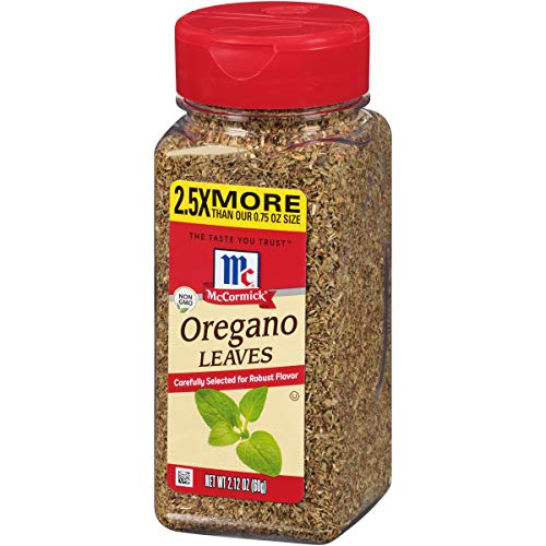 McCormick Oregano Leaves, 2.12 oz ()