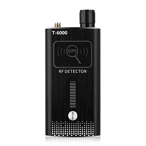 High Sensitivity Portable Wireless Signal Detector for 1.2G/2.4G/5.8Ghz Wireless