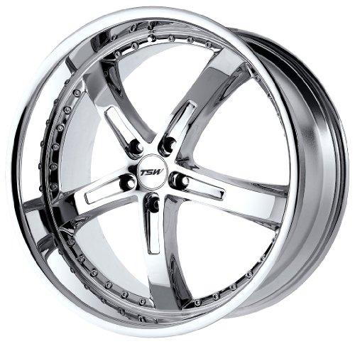 TSW Alloy Wheels Jarama Chrome Wheel (20x8.5