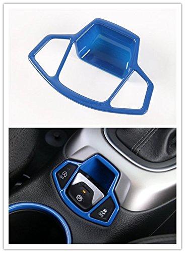 Interior For Jeep Compass 2017 2018 ABS Electronic Handbrake frame Cover Trim