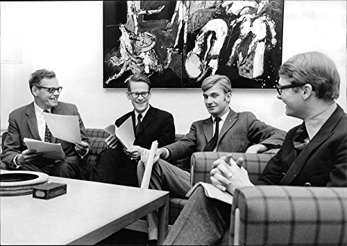 Vintage photo of Free Moderate Student Association Woo education minister