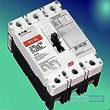 New Cutler-Hammer Eaton HFD3125 Circuit Breaker 3 Pole 125A 600V HFD Frame 65kA