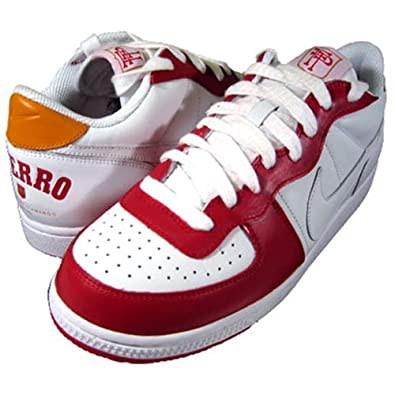 hot sale online 2bdea ea47b Nike Mens Zoom Terminator Low Red 310208-111 11.5