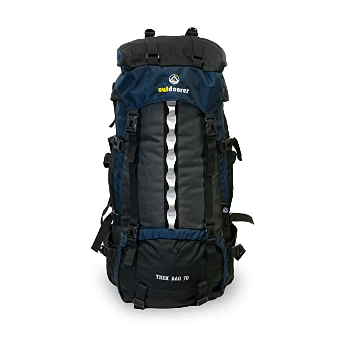 outdoorer Trekkingrucksack Trek Bag 70, 2 kg: Amazon.de: Sport ...