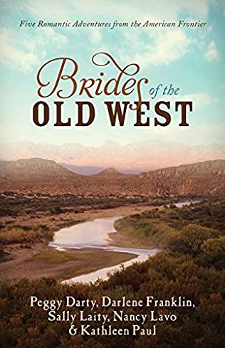 book cover of The Brides of the Old West