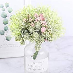 Rvbyjfg Mini Artificial H -Made Flower-Like Christmas Decoration Fake Bouquet 71