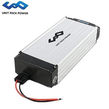 uppcycle E-Bici Batería de Litio, 48V 20AH Rack Battery + ...
