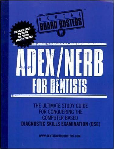 dental board busters adex nerb dentist