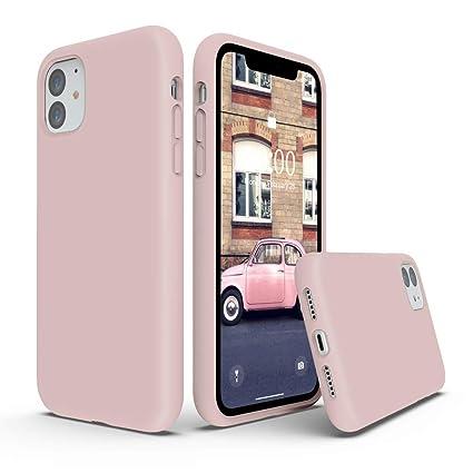 Amazon.com: Surphy - Carcasa de silicona para iPhone 11 6.1 ...