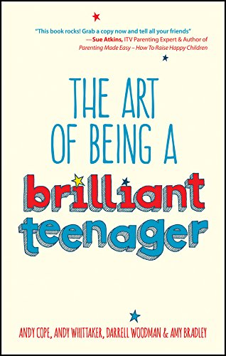 Read Online The Art of Being a Brilliant Teenager pdf epub