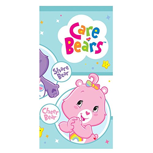 Care Bears 54in x 96in Plastic Tablecover by Factory Card and Party Outlet